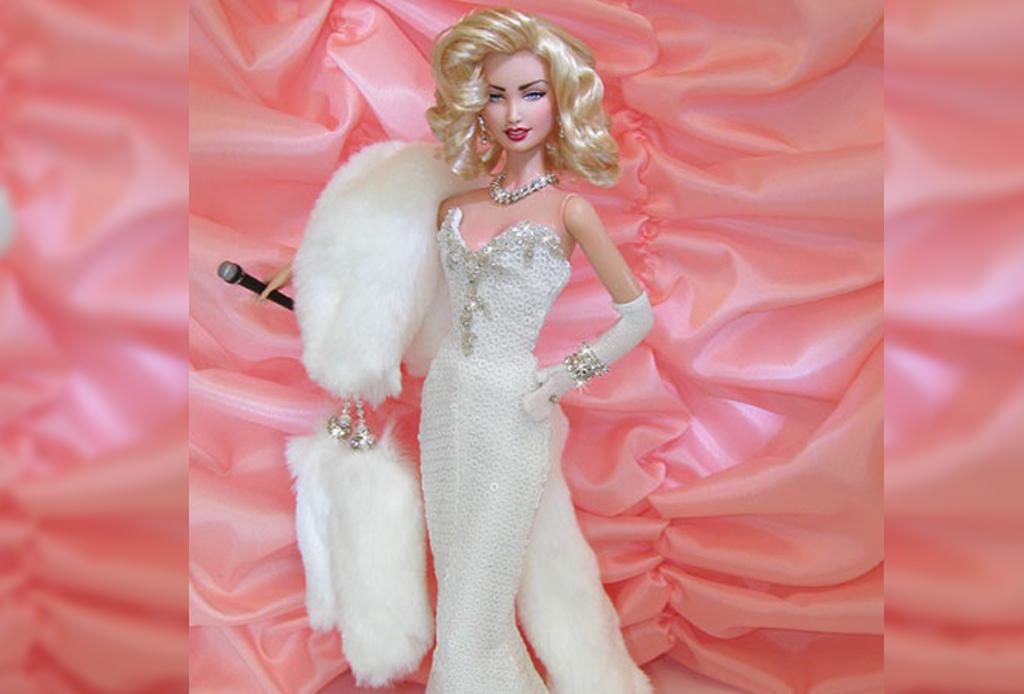 Celebridades que fueron convertidas a muñecas Barbie - madonna