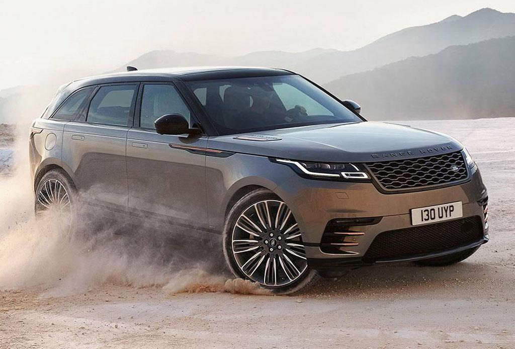 Revelan la pieza clave de Range Rover: Velar Luxury SUV