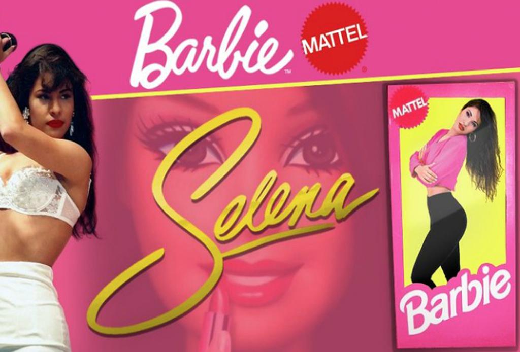 Celebridades que fueron convertidas a muñecas Barbie - selena