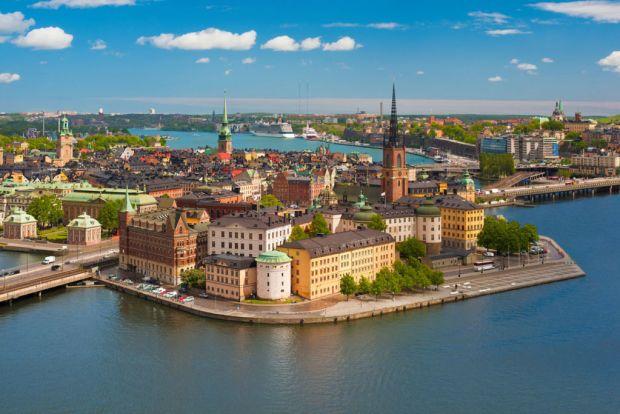 Los países más felices del 2017, según la ONU - suecia-1024x683