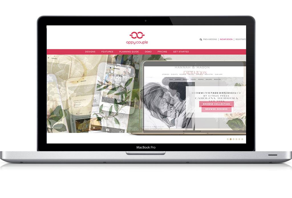 ¡Crea tu propio website de boda en estos sitios! - website-boda-2