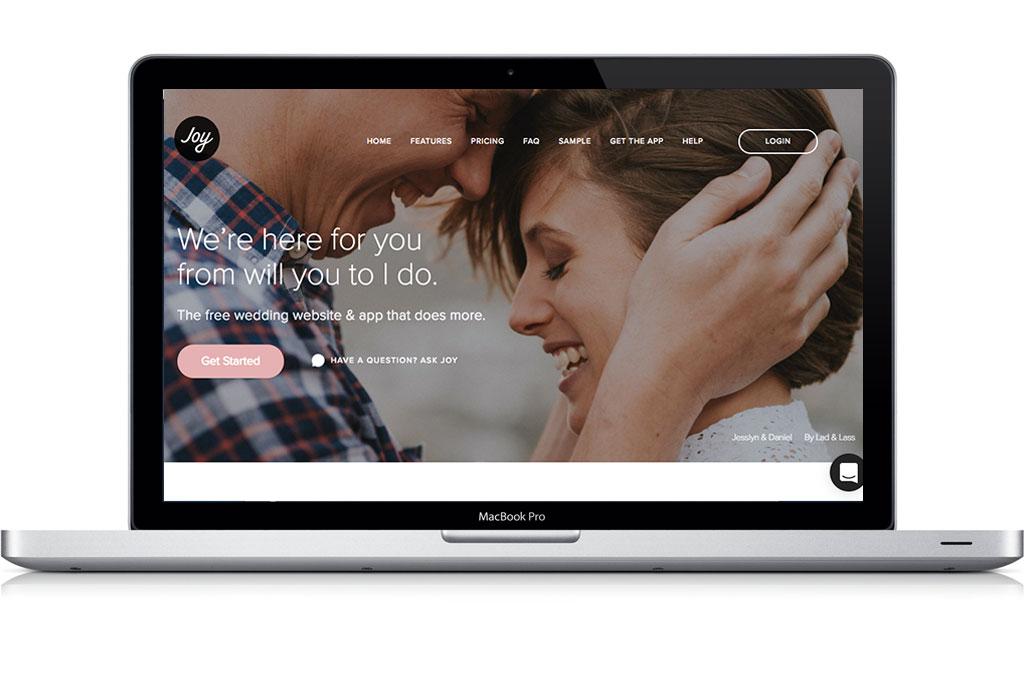 ¡Crea tu propio website de boda en estos sitios! - website-boda-3