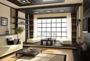 Elementos básicos de la decoración japonesa para incluir en casa