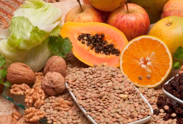 Descubre los cambios que suceden en tu cuerpo al volverte vegetariano - fibra-1024x694