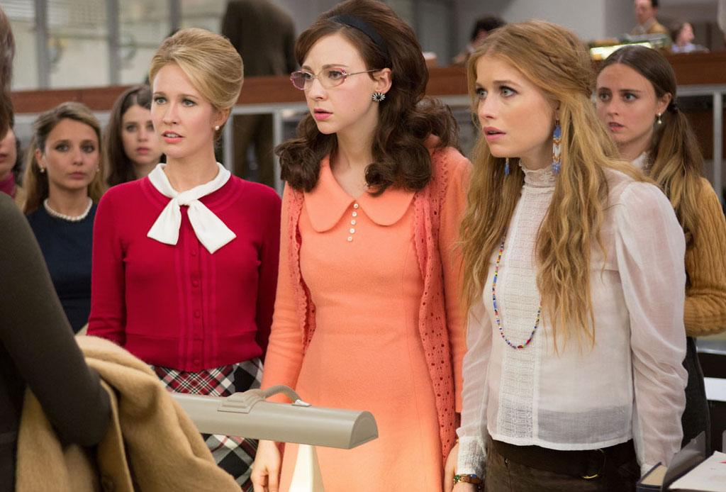 """Good Girls Revolt"", la serie de liberación femenina que TIENES que ver en Amazon - good-girls-revolt-serie-amazon"