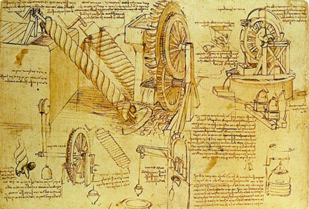 Las invenciones de Leonardo Da Vinci regresan a México - leonardo-da-vinci-1024x694