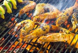 Antojo de fin de semana: mariscos al asador