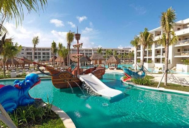 Hoteles en México que son perfectos para que los niños disfruten - paradisus-1024x694
