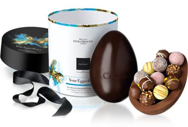 ¿Sabes por qué se recolectan huevos en Pascua? - pascua-ostrich-egg-1024x694