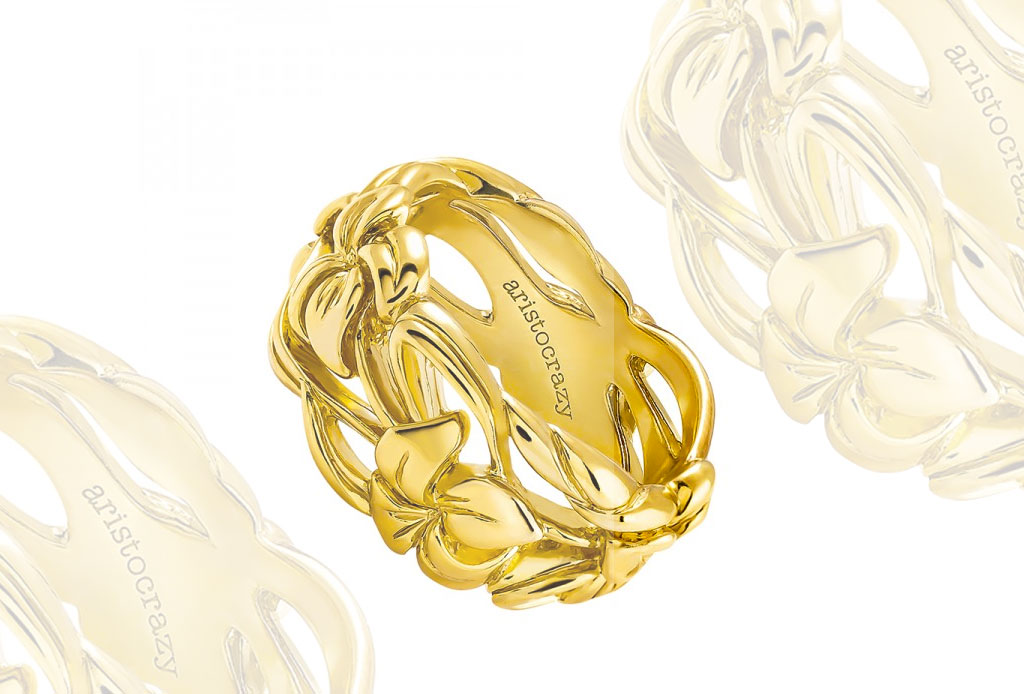 ¡Los anillos para regalar a mamá! - aristocrazy