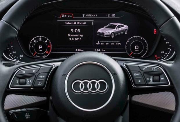 Audi A5 2018, el auto que México estaba esperando - audi-a5-2018-2-1024x694