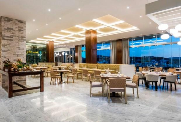 El primer hotel Conrad de México estará en ¡San Luis Potosí! - comedor-1024x694
