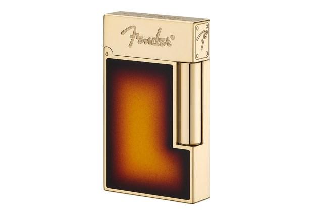 S.T. Dupont lanza una edición limitada con Fender - encendedor-1024x694