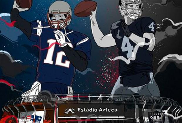 ¡Raiders vs Patriots ya tiene fecha y hora! - estadio-azteca-1024x694