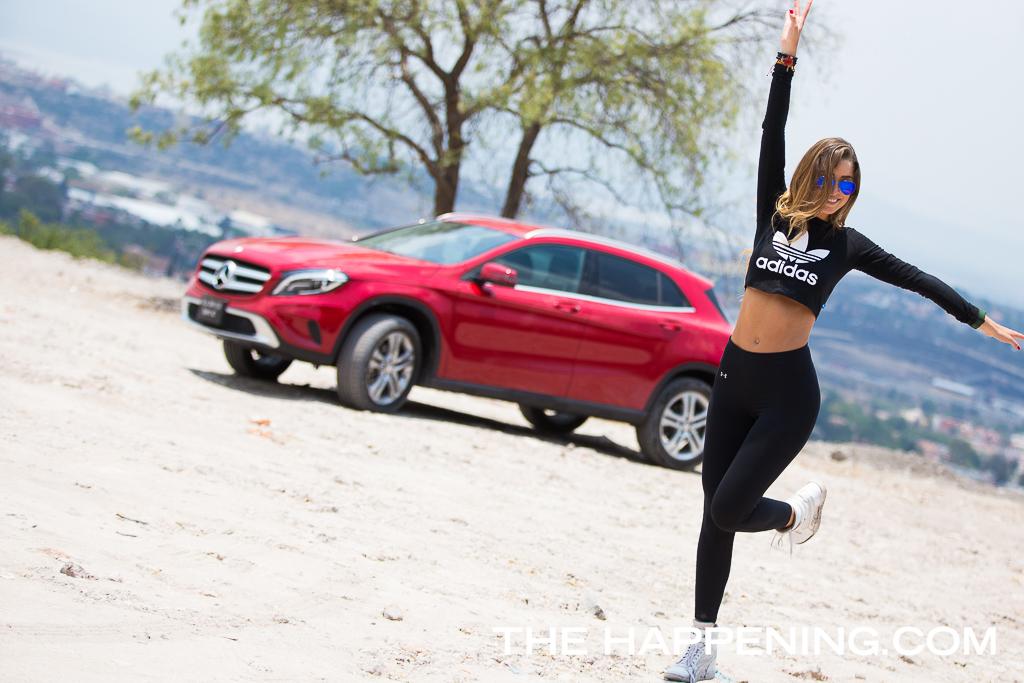 Nos fuimos de roadtrip con la nueva SUV GLA200 de Mercedes-Benz a San Miguel de Allende