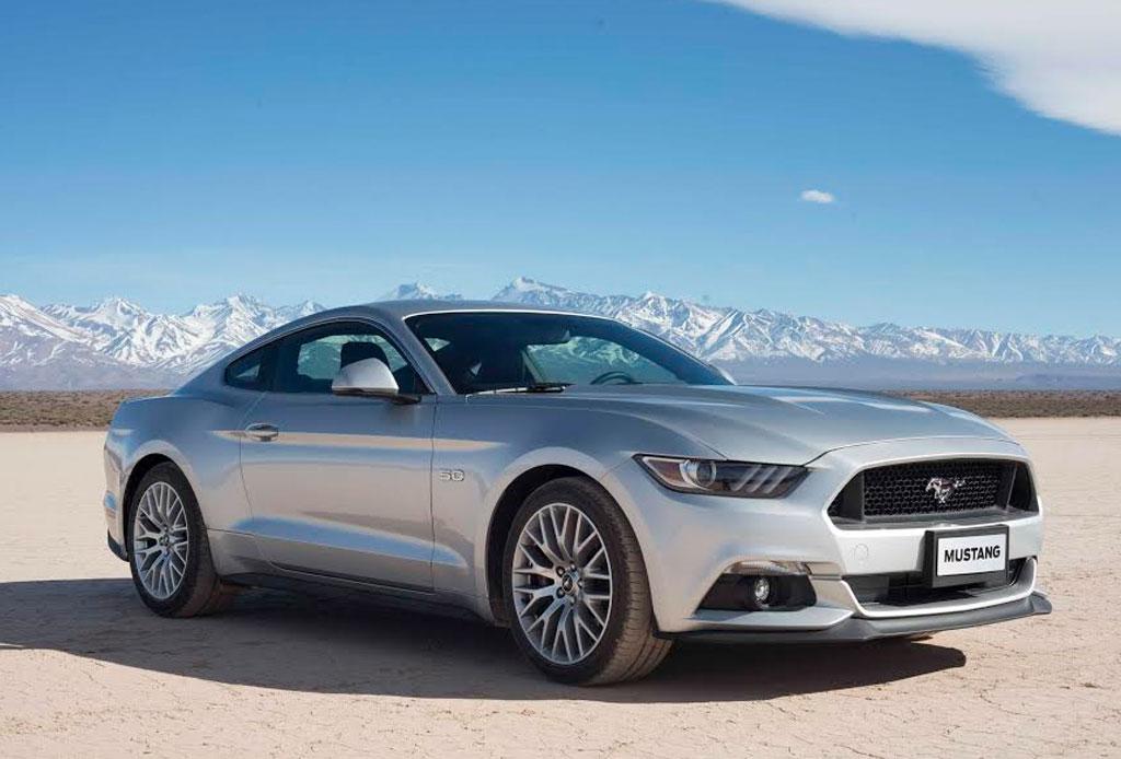 ¿Sabes cuál es el coche deportivo más vendido del mundo? - mustang-2