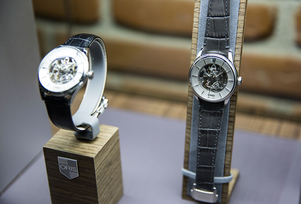 Fanáticos de los relojes: Oris une el mundo de la relojería con la gastronomía - oris-3
