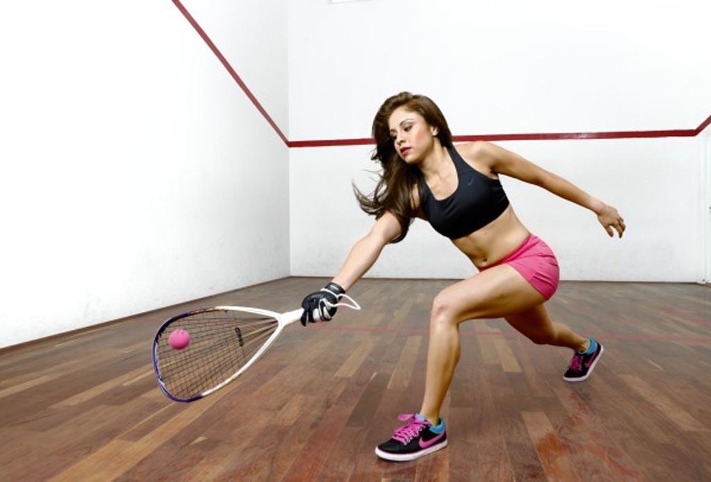 El reloj favorito de la raquetbolista Paola Longoria