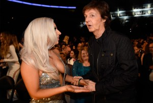 Paul McCartney y Lady Gaga unieron su talento para crear un soundtrack
