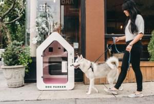 Dog Parker: la casa inteligente para perros