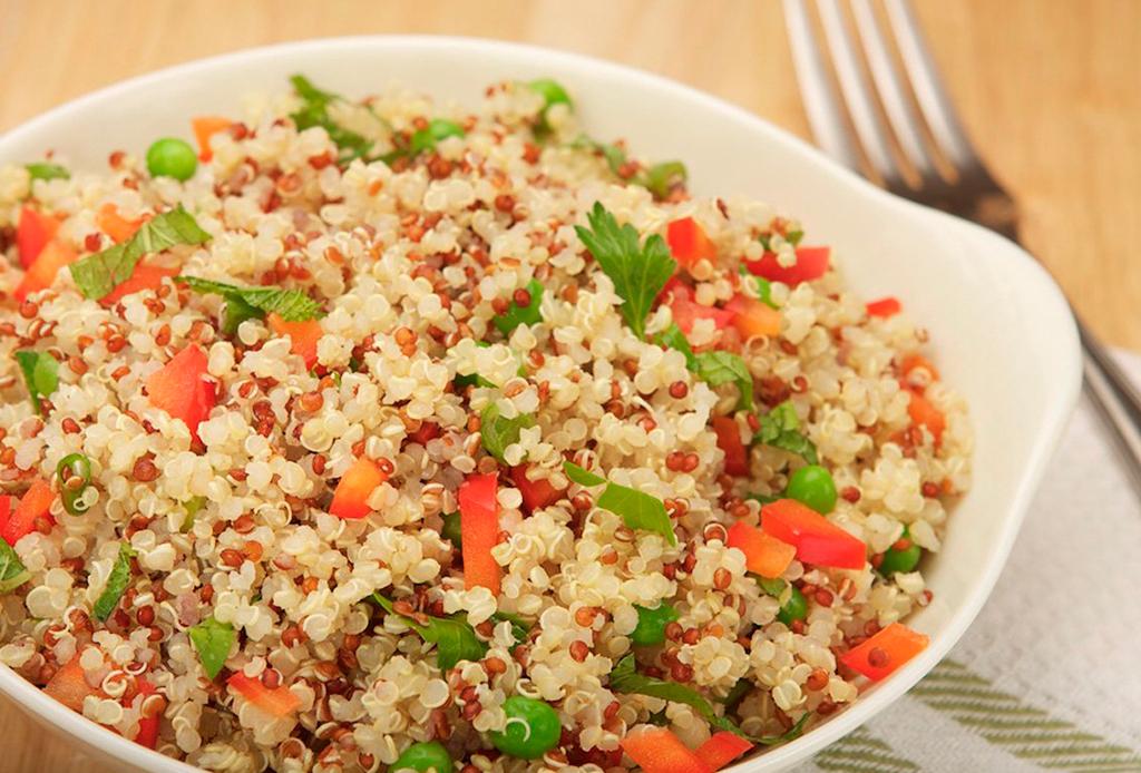 Diferentes formas de preparar la quinoa