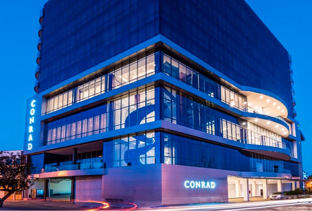 El primer hotel Conrad de México estará en ¡San Luis Potosí!