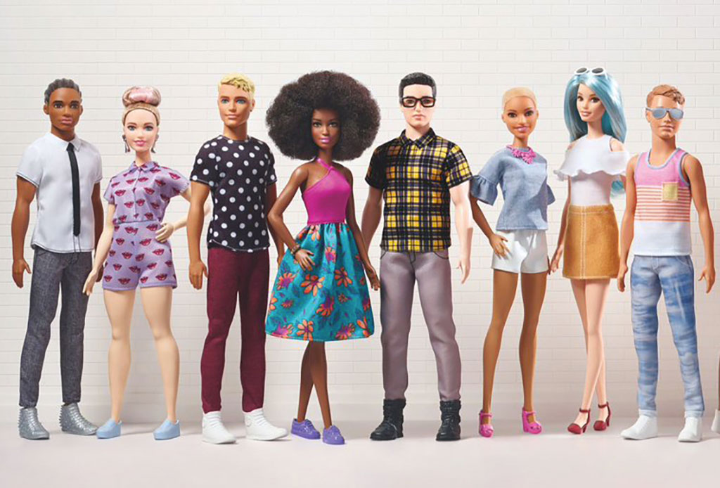 Mattel le hace un makeover a Ken y le pone ¡man bun! - barbie-fashionits
