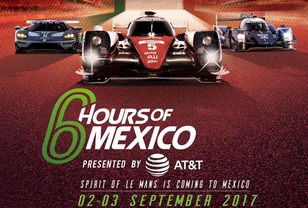 FIA WEC 6 horas México - fia-wec-mexico