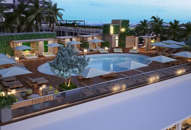 ¿Tienes un viaje planeado a Miami? Estos son los hoteles donde DEBES hospedarte - nobu-1024x694