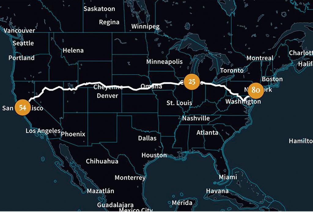 El tour que te permite conocer todos los restaurantes con estrella Michelin en EUA