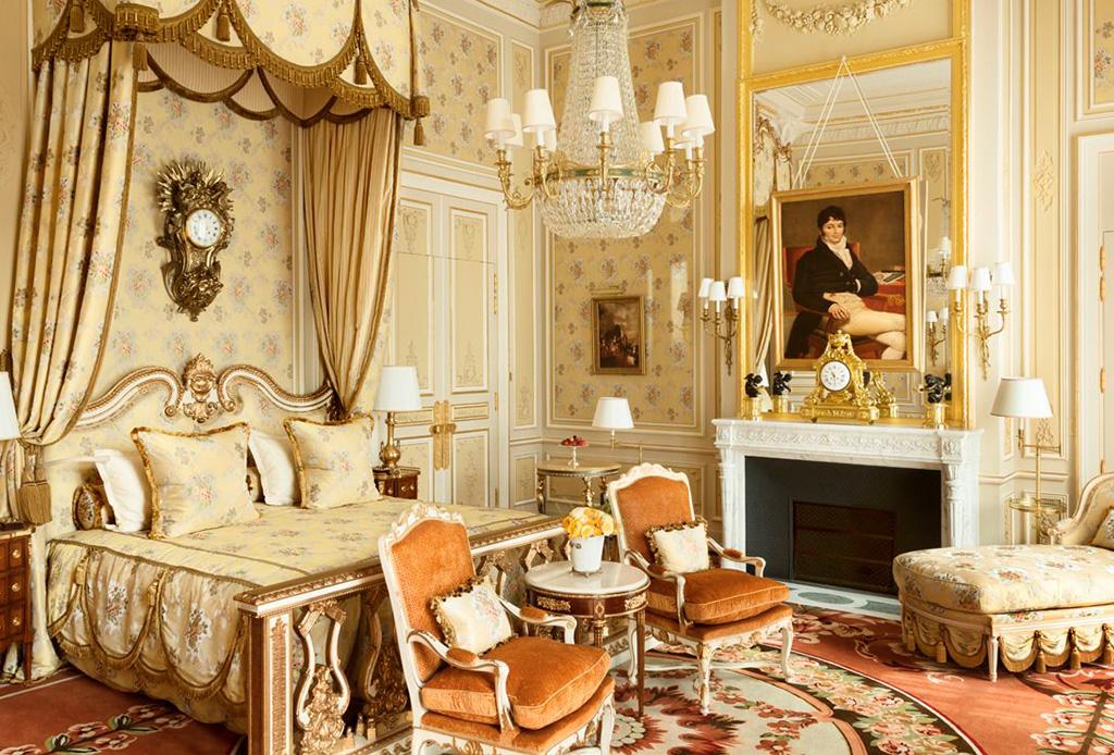 Estas son las suites que han hospedado a famosos