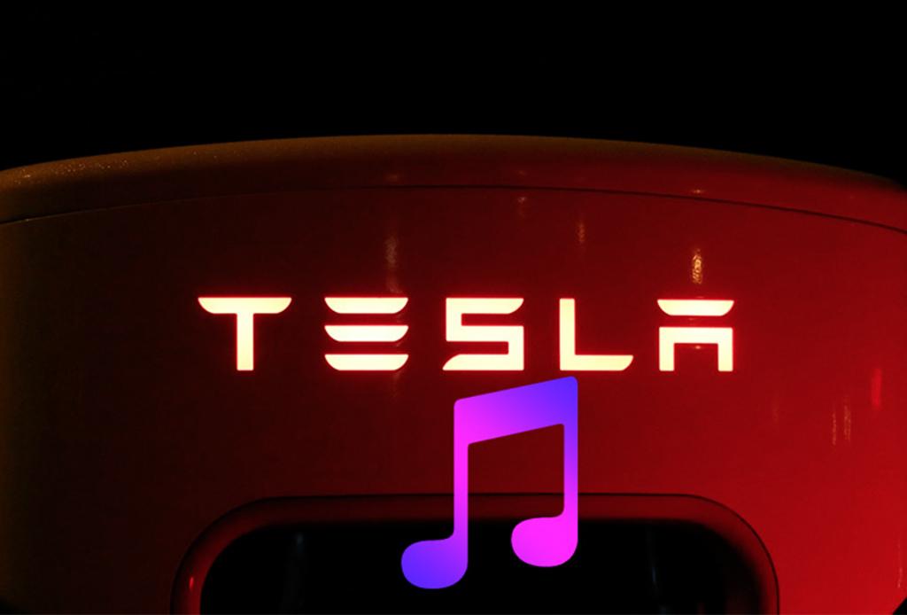 ¡Tesla podría tener su propio servicio de streaming musical!