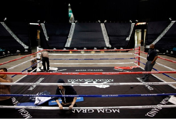 Lo que debes de saber de la pelea de McGregor vs Mayweather - ring-1024x694
