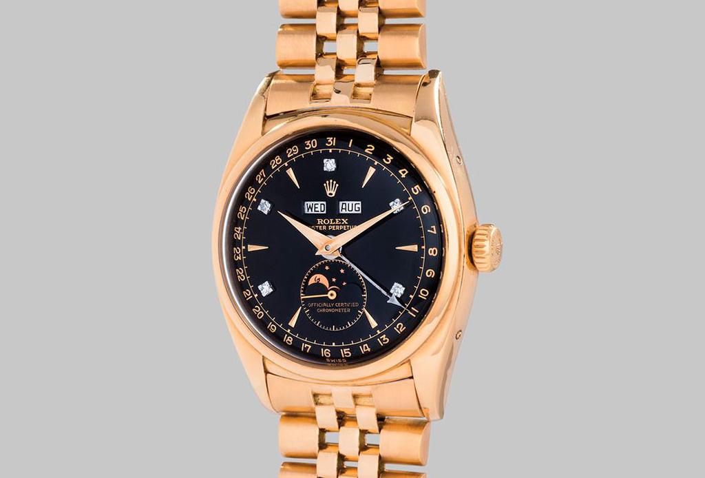 El Rolex que se vendió por más de 5 millones de dólares