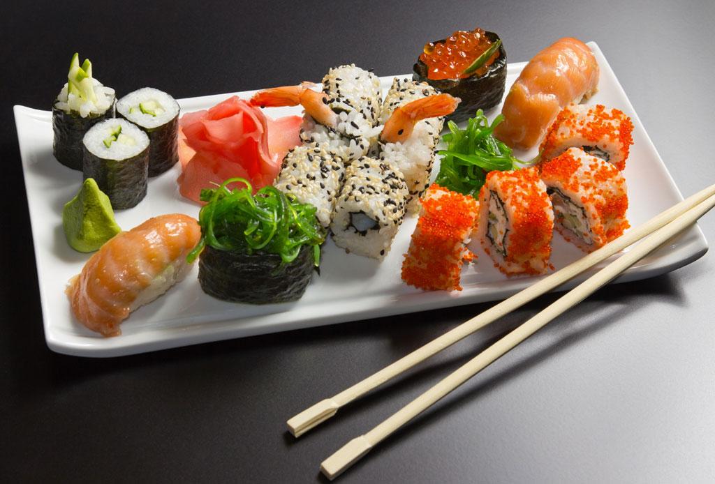 ¿Dónde comer los mejores sushis de la CDMX?