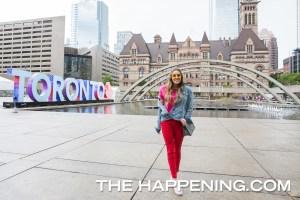 ¡Nos fuimos a Toronto con Sofía Lascurain!