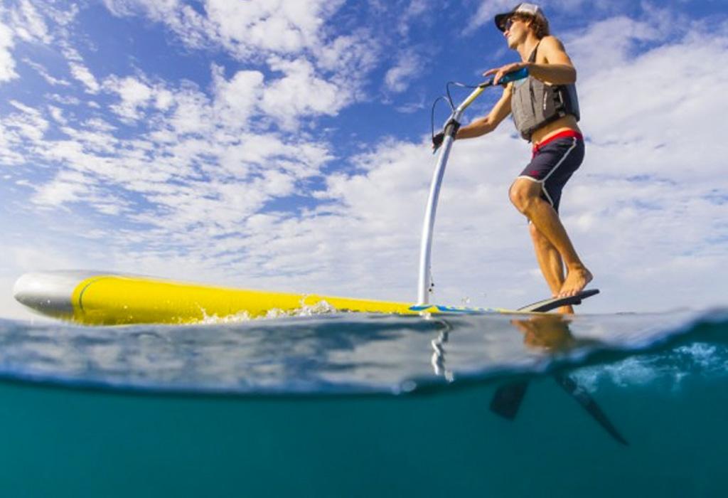 Conoce el nuevo paddleboard que se convertirá en tu hobbie favorito