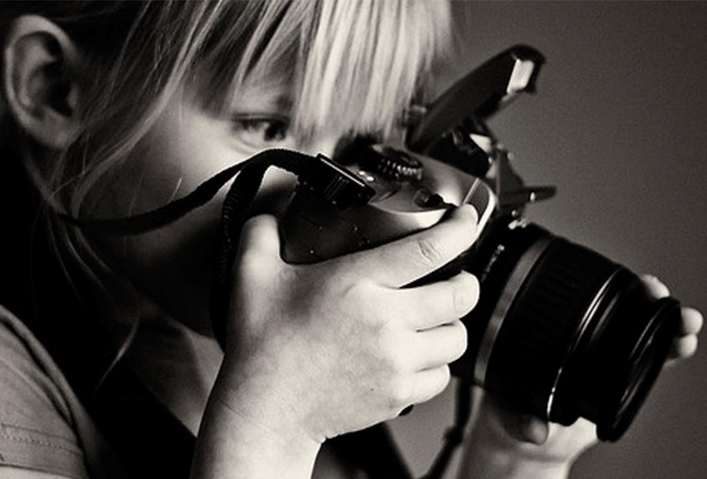 El curso de verano perfecto para los niños fotógrafos: Kids Summer Photo Camp