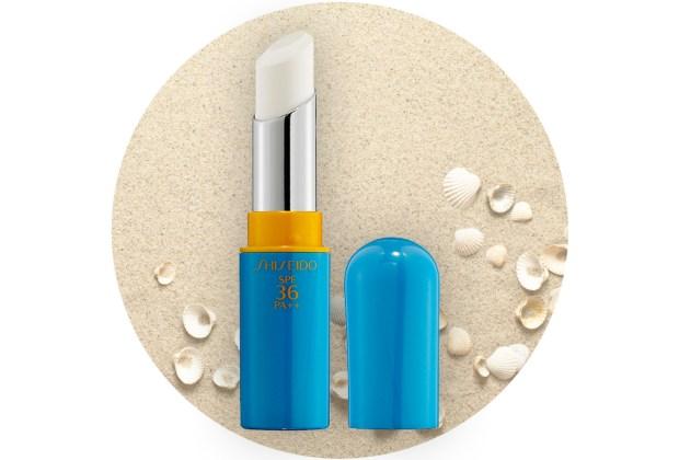 ¡Protege tus labios de los rayos del sol! Usa un lip balm con FPS - shiseido-lip-balm-1024x694