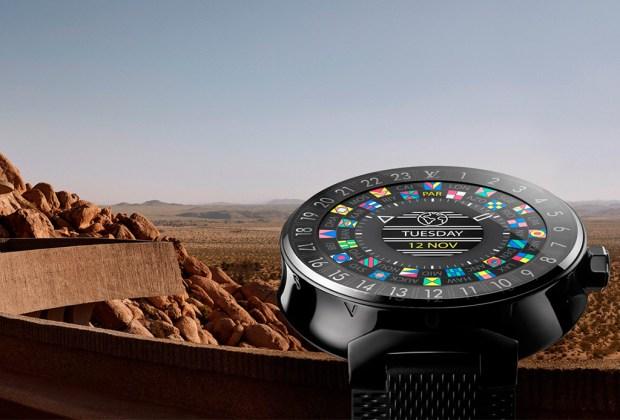 ¡El smartwatch más caro del mundo es creación de Louis Vuitton! - smartwatch-1024x694