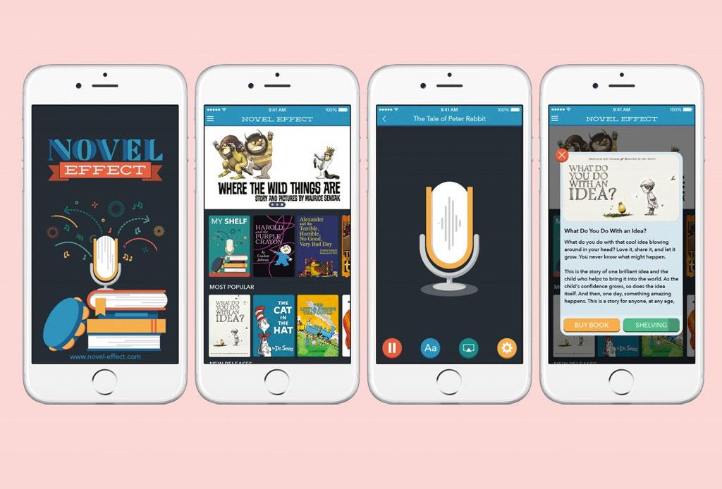 ¿Lees cuentos a tus hijos? Esta app añade efectos de sonido al leer en voz alta - app-cuentos