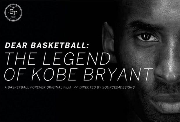 """""""Dear Basketball"""" es la película de la vida de Kobe Bryant - dear-basketball-1024x694"""