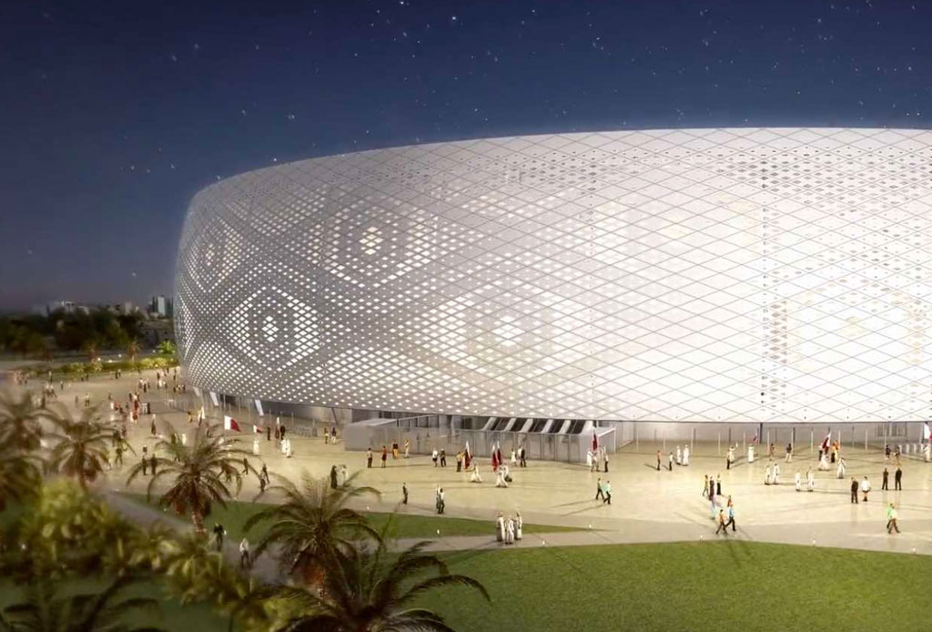 Conoce el impresionante estadio para la FIFA World Cup Qatar 2022 - estadio-qatar-3