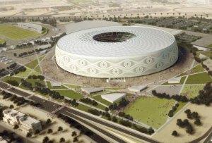 Conoce el impresionante estadio para la FIFA World Cup Qatar 2022
