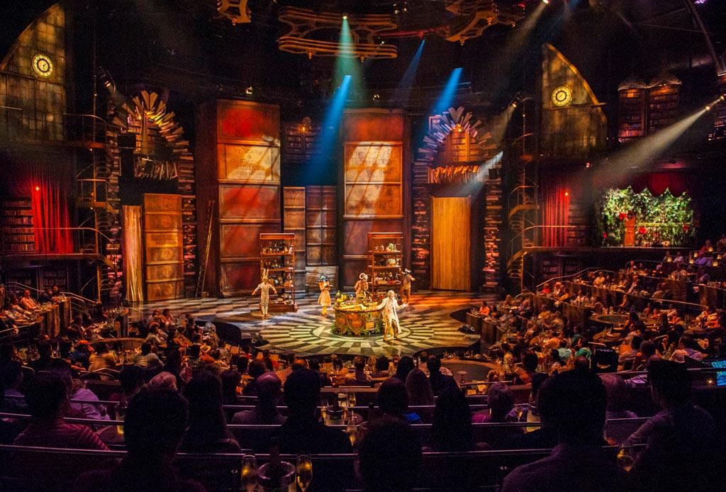 """Razones por las que no te puedes perder la sexta temporada de """"Cirque du Soleil JOYÀ"""" en Vidanta Rivera Maya - joya-cirque-du-soleil-1024x694"""