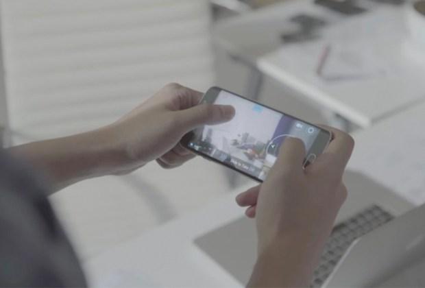 La funda de celular que también funciona como drone - joystick-1024x694