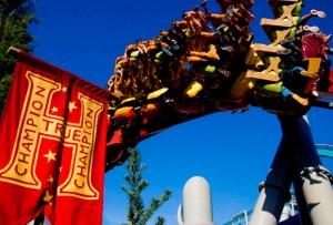 La nueva montaña rusa que llega a Orlando será de ¡Harry Potter!