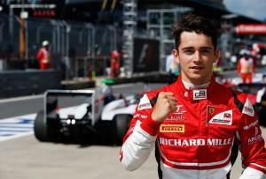 Charles Leclerc es el nuevo prospecto a la F1 con solo 19 años