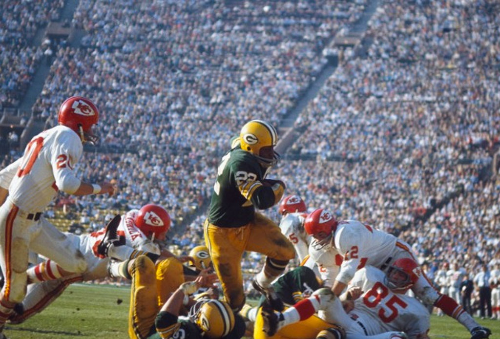 Los momentos que han definido la historia de la NFL - 12