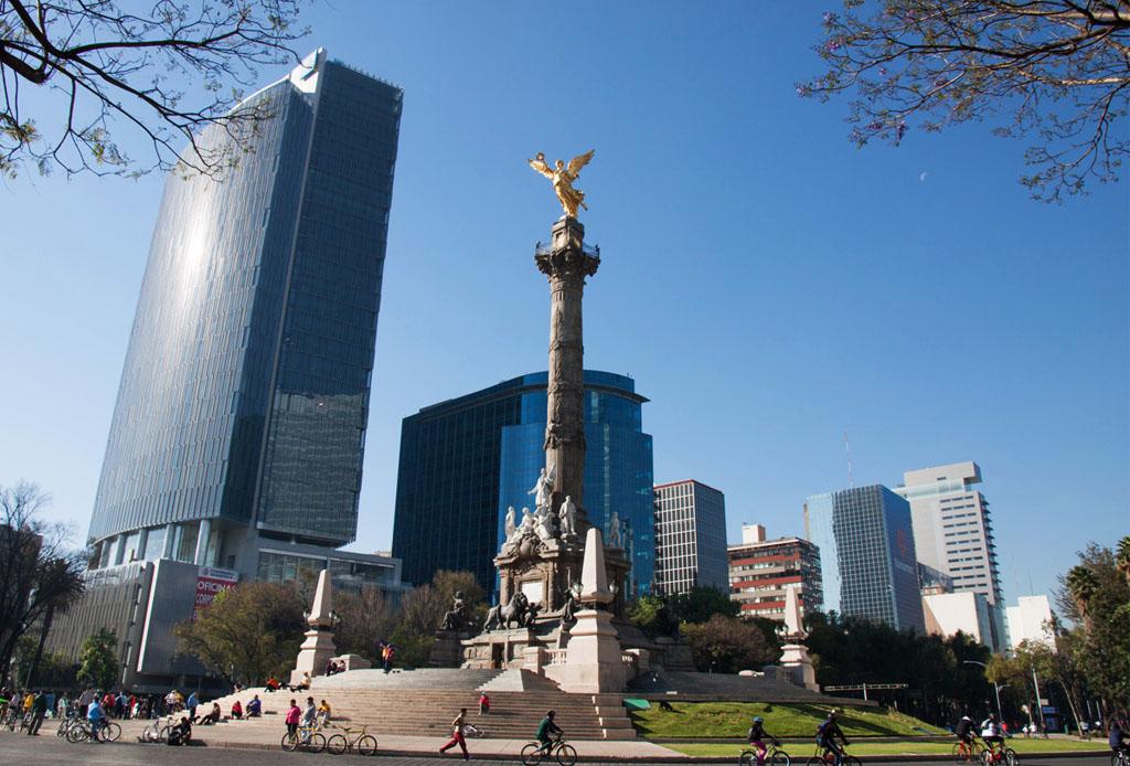 Te decimos cuál es la mejor temporada para viajar a estos destinos mexicanos - angel-independencia